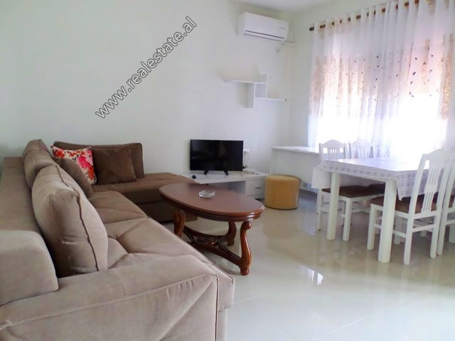 One bedroom apartment in Don Bosko Street close to Gjeli Restaurant in Tirana.