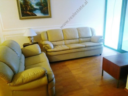 One bedroom apartment for rent very close to Blloku area in Tirana.