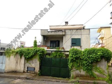 Three storey Villa for sale close to Todi Shkurti Street in Tirana. The villa offers land area of 2