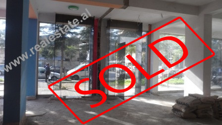 Business store for sale close to Gjergj Fishta Boulevard in Tirana.
