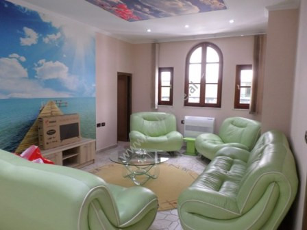 Two bedroom apartment for rent close to Myslym SHyri street in Tirana.