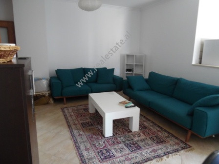 Two bedroom apartment for rent in Isa Boletini street in Tirana, Albania. The apartment is situated