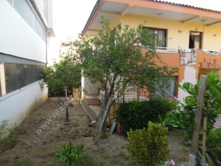 Two storey villa for rent close to Elbasani street in Tirana, Albania.