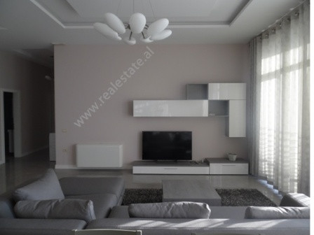 Three bedroom apartment for rent close to the Zoo Garden in Tirana.