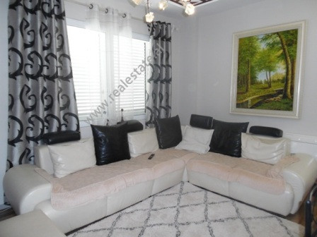Two bedroom apartment for rent In Bilal Sina street in Tirana.