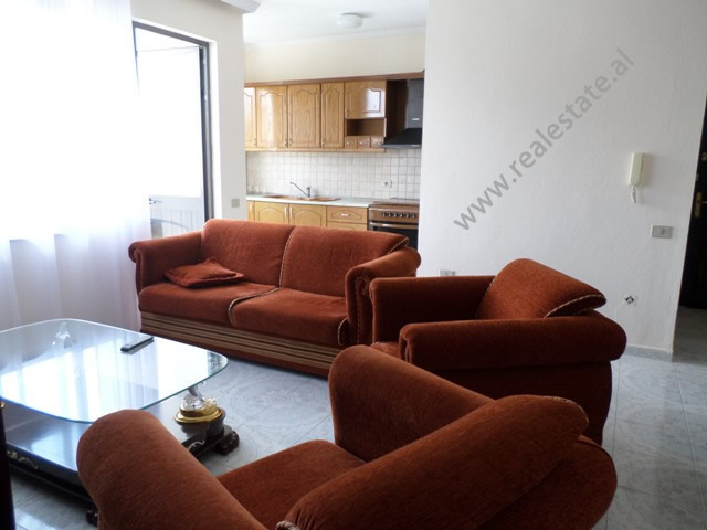 Apartment for rent in Besim Imami street, that is located near Myslym Shyri street in Tirana.