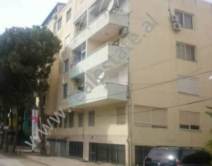 Two bedroom apartment for sale in Mali i Robit, in Kavaja. The apartment has a surface of 66.37 m2.