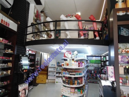 Store for rent in Pjeter Budi street, in Qytet Studenti area.
