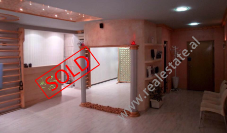 Store for sale in Tirana, in Muhamet Gjollesha street.