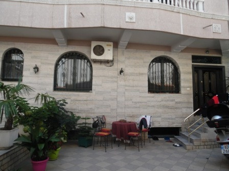 Three storey villa for sale in Mine Peza Street in Tirana.