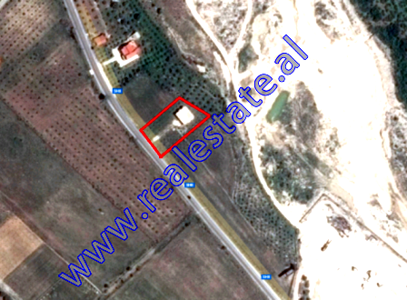 Land for sale in Dukat i Ri in Vlora. 