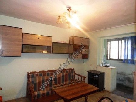 One bedroom apartment and one store for sale in Jordan Misja street in Tirana.