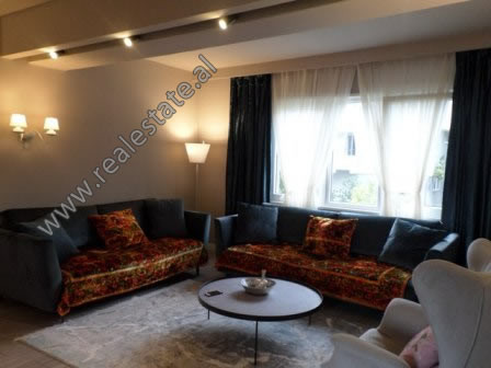 Two bedroom luxory apartment for rent in Lunder area near TEG shopping center, in Tirana.