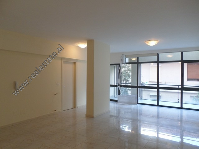 Office space for rent in Tafaj street in Selvia area in Tirana.  It is located on the first floor