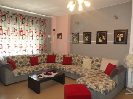 One bedroom apartment for rent in Zef Jubani street in Tirana, Albania.