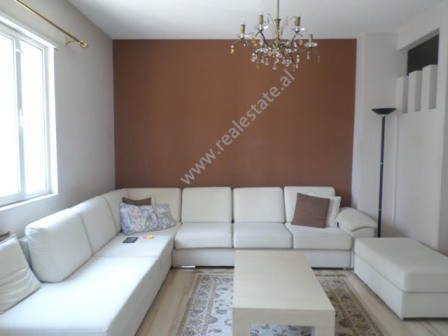 Two bedroom apartment for rent close to Artan Lenja street in Tirana, Albania.