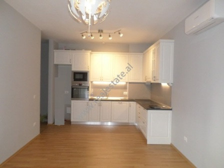 Two bedroom apartment for rent close to 21 Dhjetori area in Tirana, Albania.