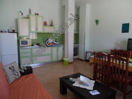 One bedroom apartment for rent in Mihal Grameno street in Tirana.