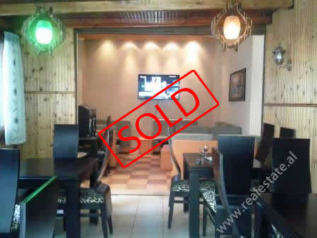 Bar restaurant for sale close to Myslym Shyri Street in Tirana.