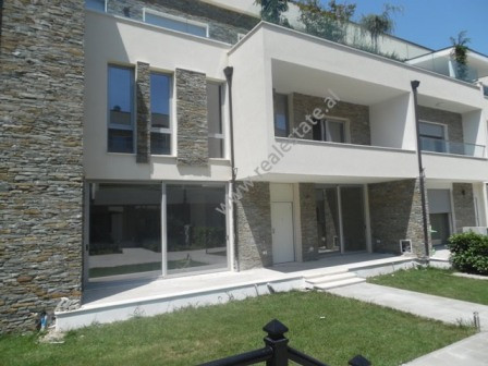Duplex apartment for rent close to Artificial Lake in Tirana.