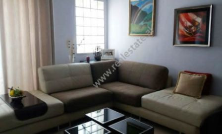 Two bedroom apartment for rent in Ndrek Luca street in Tirana.