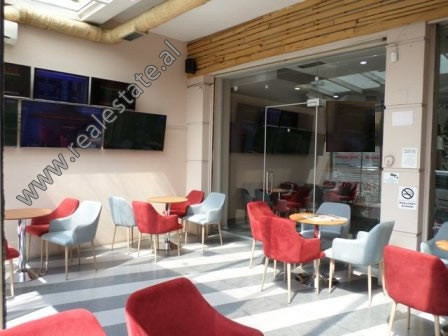 Space for rent in Nikolla Tupe street, in Ish-Blloku area in Tirana.