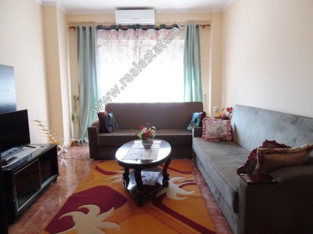 Two bedroom apartment for rent in Don Bosko Street in Tirana.