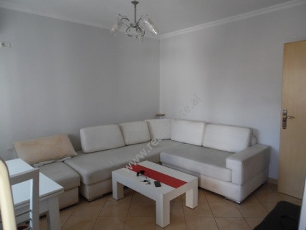 One bedroom apartment for rent in Elbasani street in Tirana. It is situated on the fifth and last f