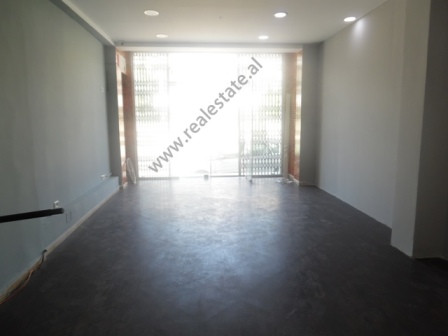 Store for rent close to Sweden embassy in Tirana. The store is situated on the ground floor of a fo