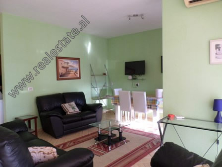 Two bedroom apartment for rent in Kavaja Street in Tirana, in the beginning of Nikolla Lena Street.