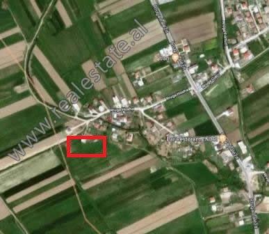 Land for sale in Shkalle village, in Lalzit Bay.