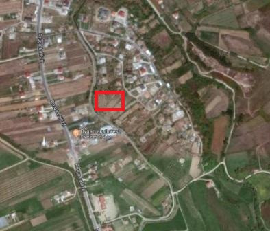 Land for sale in Shkalle village, near Armathe School in Lalzit Bay.