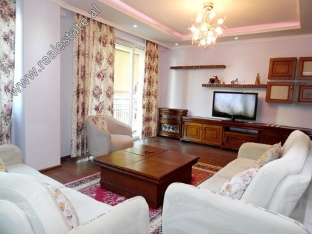 Two bedroom apartment for rent near Qemal Stafa Stadium in Tirana.