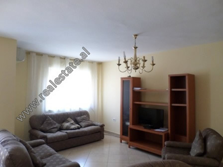 Five bedroom apartment for rent in the beginning of Don Bosko Street in Tirana. The apartment is si