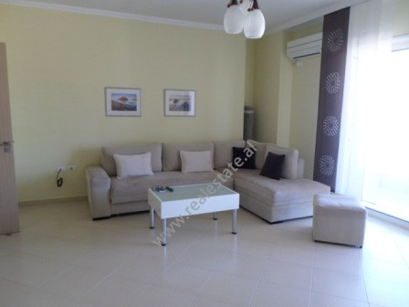 Two bedroom apartment for rent in Asim Vokshi street in Tirana.