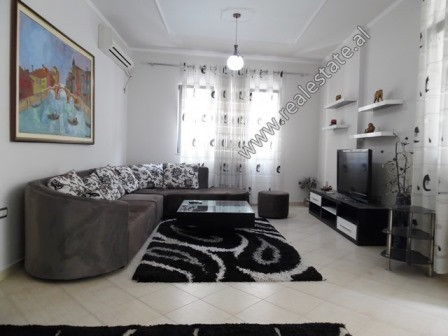 Two bedroom apartment for rent close to Brryli area in Tirana.