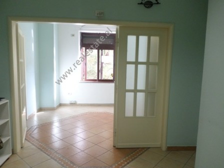 Office apartment for rent close to Taivan complex in Tirana. The apartment is situated on the secon