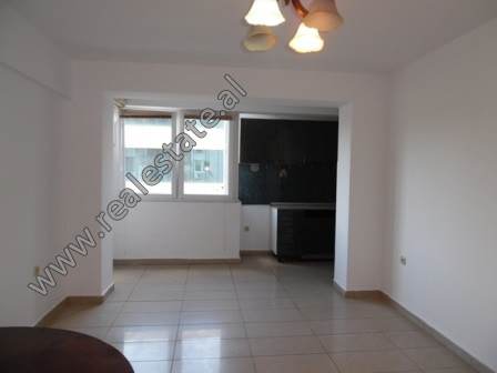 Two bedroom apartment for sale in Mine Peza street, near Durresi street in Tirana. It is located on