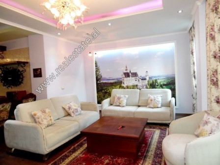 Two bedroom apartment for sale near Qemal Stafa Stadium in Tirana. It is located on the 2nd floor o