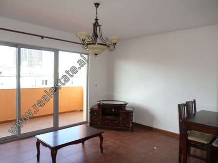 Three bedroom apartment for rent in Emil Legrand street in 21 Dhjetori area, in Tirana.