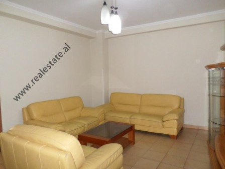 Two bedroom apartment for rent in Gjon Buzuku street, near Selvia area in Tirana.