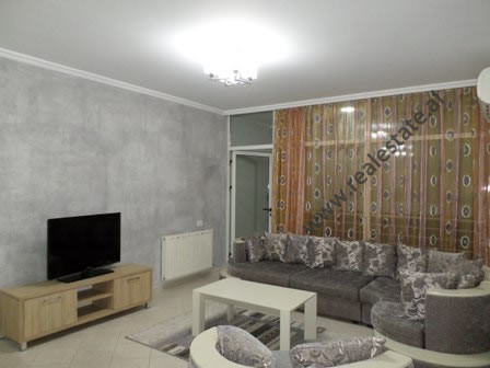 Two bedroom apartment for rent in Medar Shtylla street, in Komuna e Parisit area in Tirana.