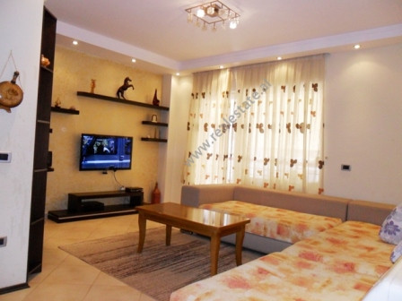 Two bedroom apartment for sale in Kolombo Street in Tirana.