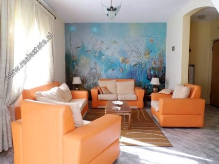 Two bedroom apartment for rent near the Orthodox Church in Kavaja Street.