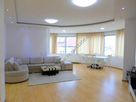 Three bedroom apartment for rent in Budi street in Tirana, Albania. It is situated on the 3rd floor