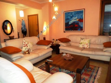 One bedroom apartment for rent in Mine Peza street in Tirana, Albania. The apartment is situated on