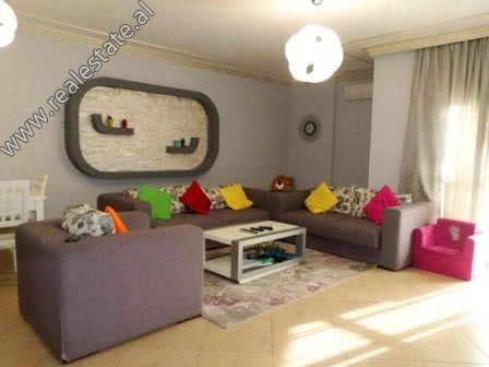 Two bedroom apartment for rent in Dervish Bej Mitrovica Street in Tirana.