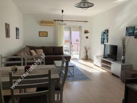Two bedroom apartment for rent in Haxhi Kika street, in Komuna e Parisit area in Tirana, Albania.