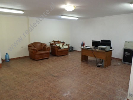 Store space for sale in Sulejman Pasha street, in Tirana, Albania.