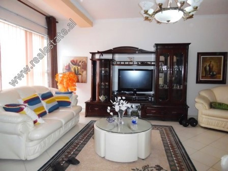 Two bedroom apartment for rent close to Astir area in Tirana.